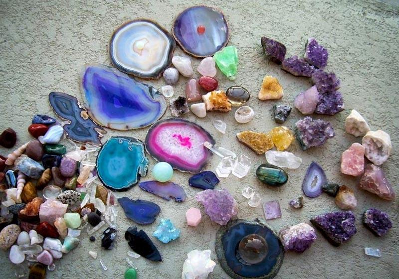 Pedras energéticas